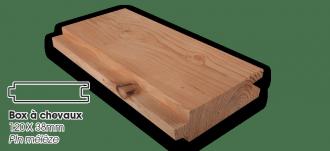 profil pour clotures - BOX A CHEVAUX