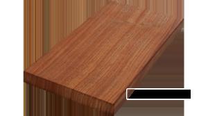 Profil terrasse lisse